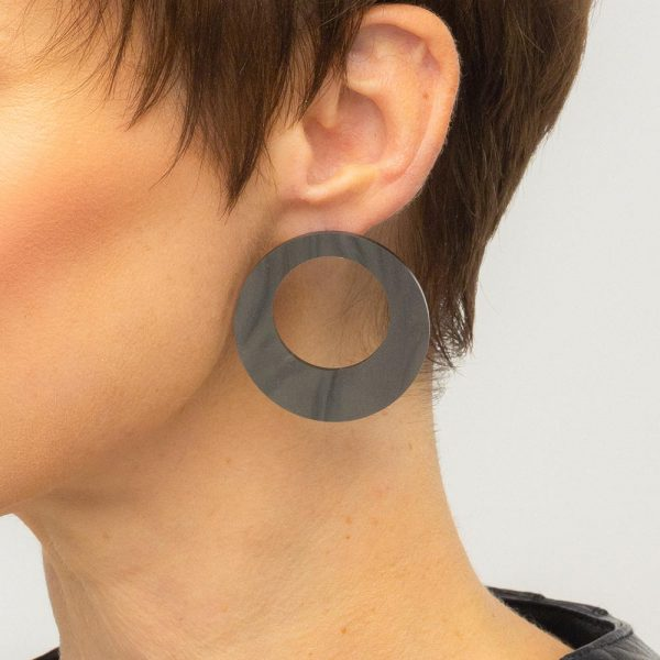 Toolally Hoops Smoky Marble Lifestyle