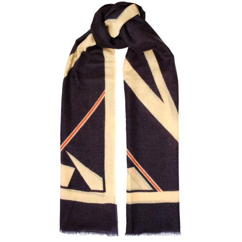Toolally Shard Scarf Navy