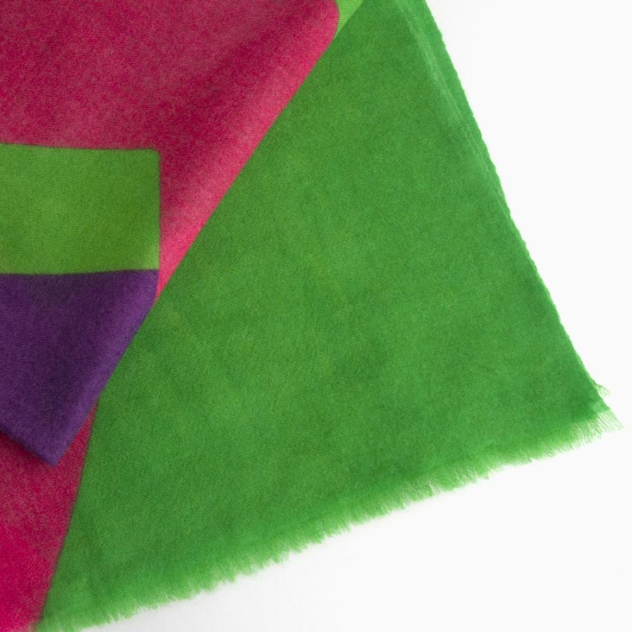 Toolally_Beats_Scarf_Green_Pink_Purple