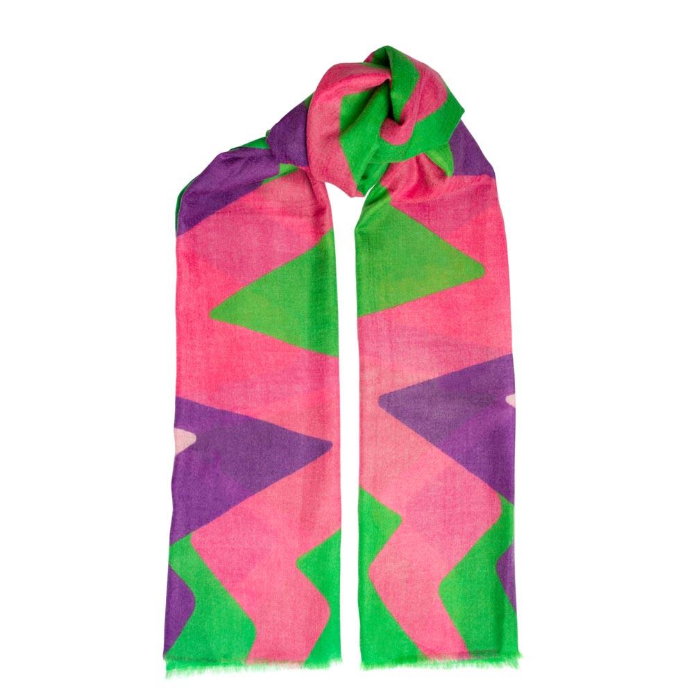 Toolally_Beats_Scarf_Green_Pink_Purple_1