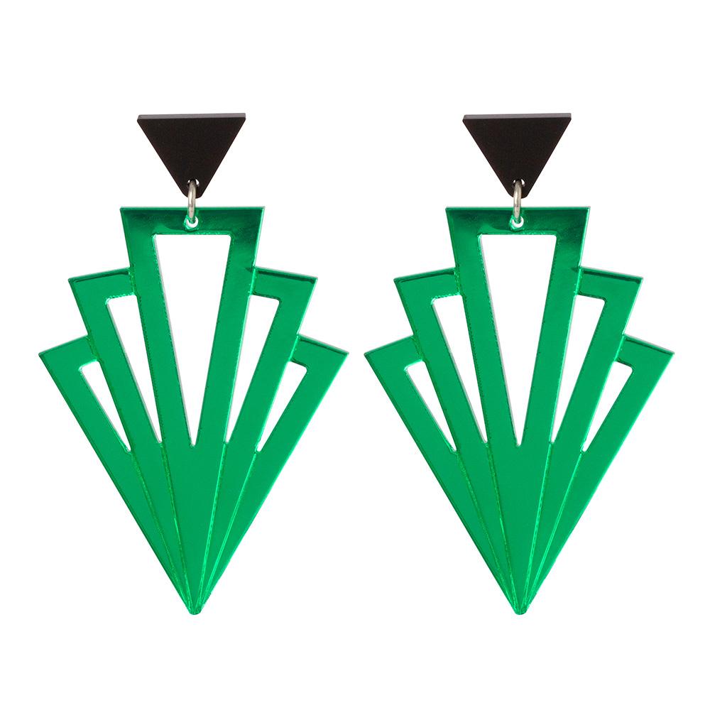 Toolally Gatsbys Green Mirror