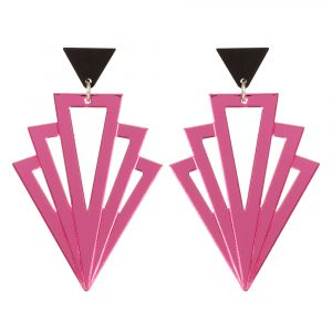 Toolally Gatsbys Pink Mirror