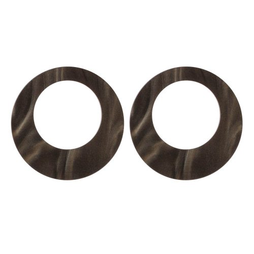 Toolally Hoops Smoky Marble