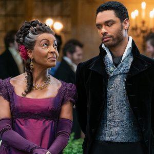 Lady Danbury in Netflix series Bridgerton