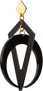 Toolally Classic Crescent Hoops Black App Image