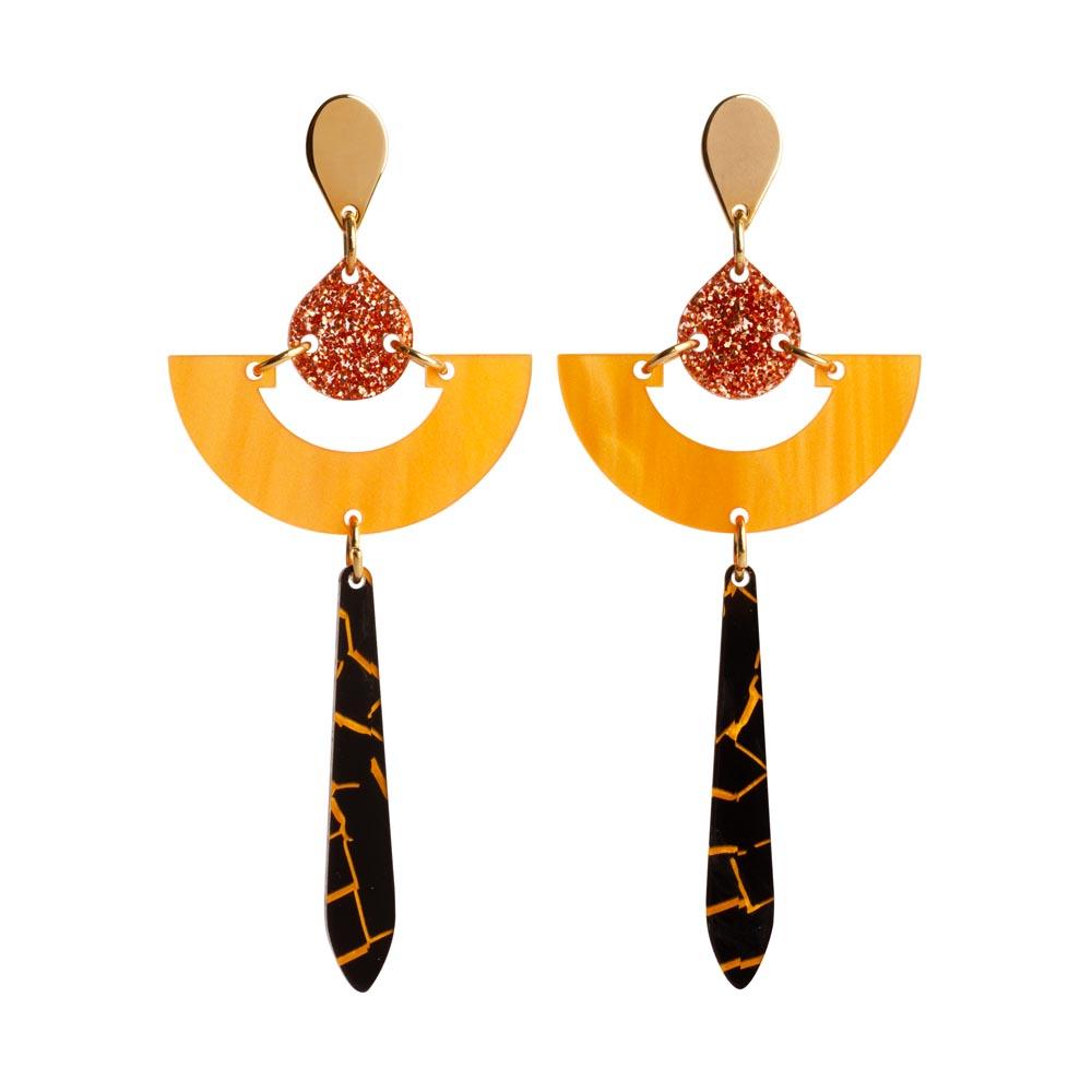 Toolally Daphnes Orange Pearl