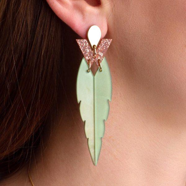 Toolally Kingfishers Jade Stone Lifestyle