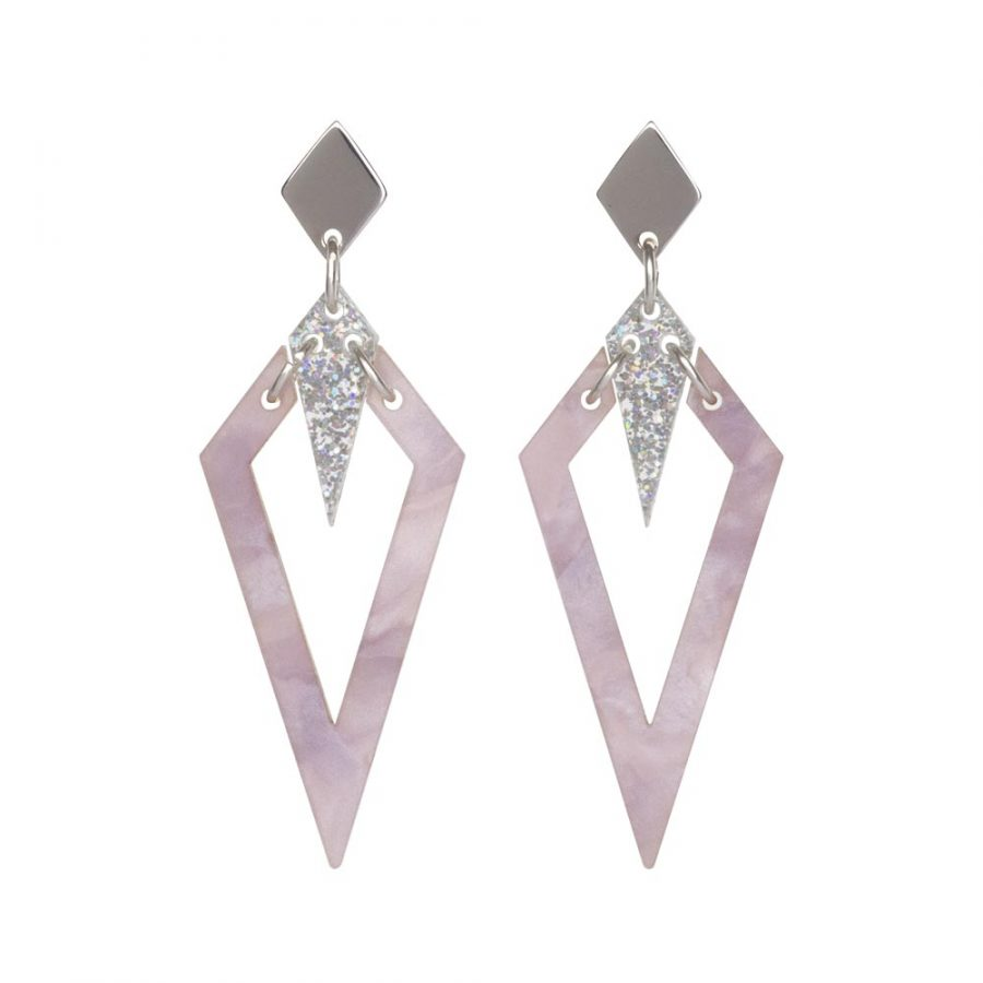 Toolally Arrowheads in Lilac