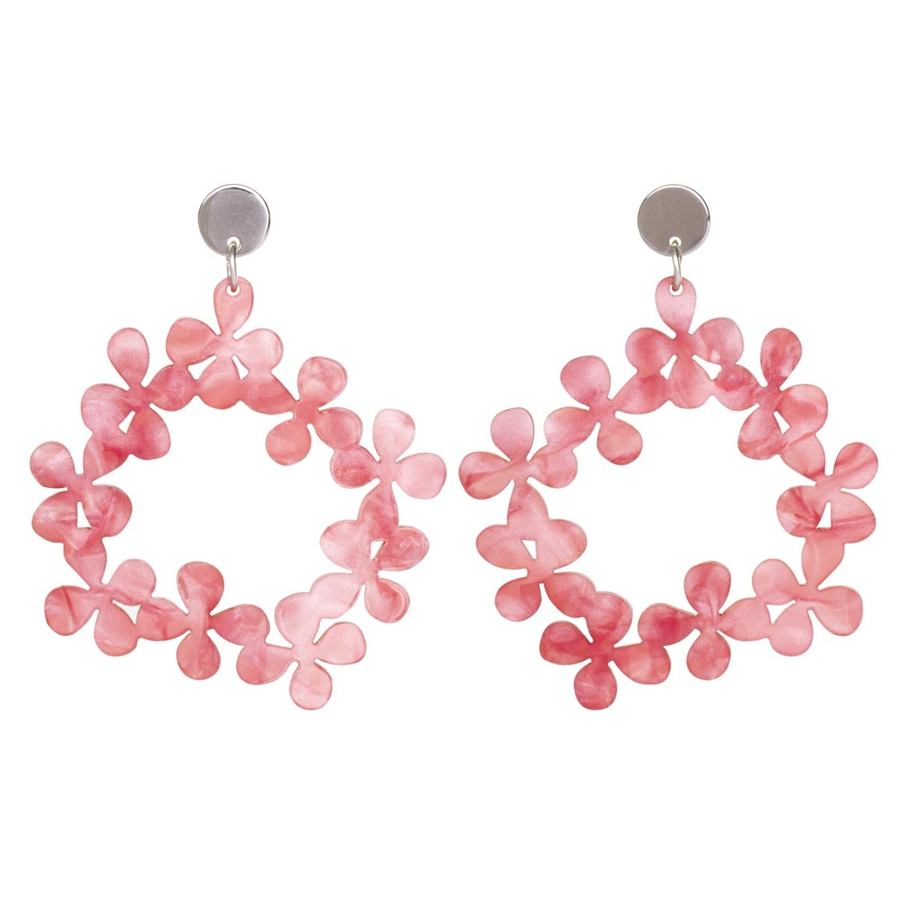 Toolally Daisy Chains in Coral