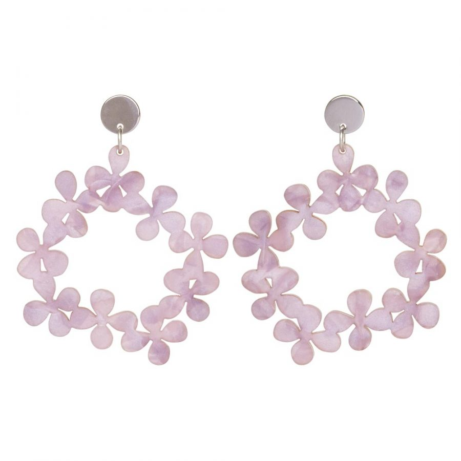 Toolally Daisy Chains in Lilac