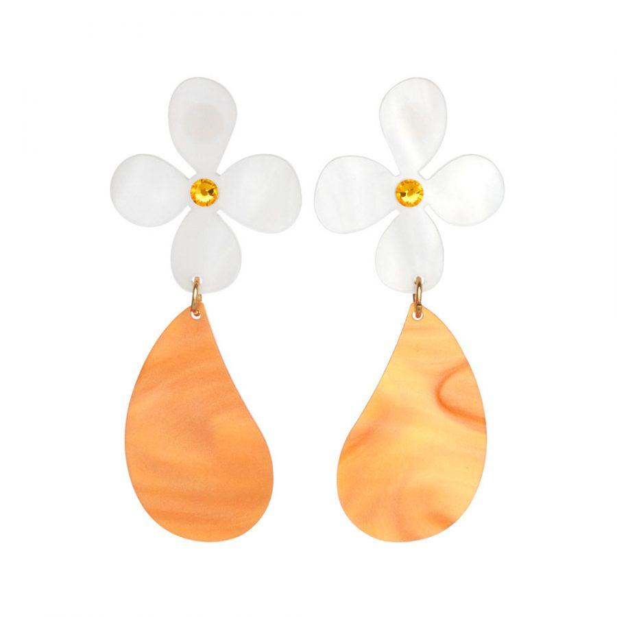 Toolally_Flower_Power_Drops_Orange_Swirl