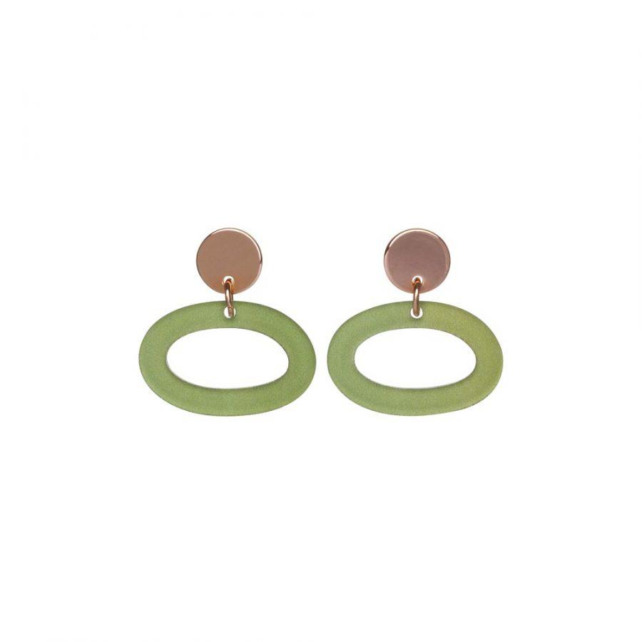 Toolally Ovals in Jade Stone