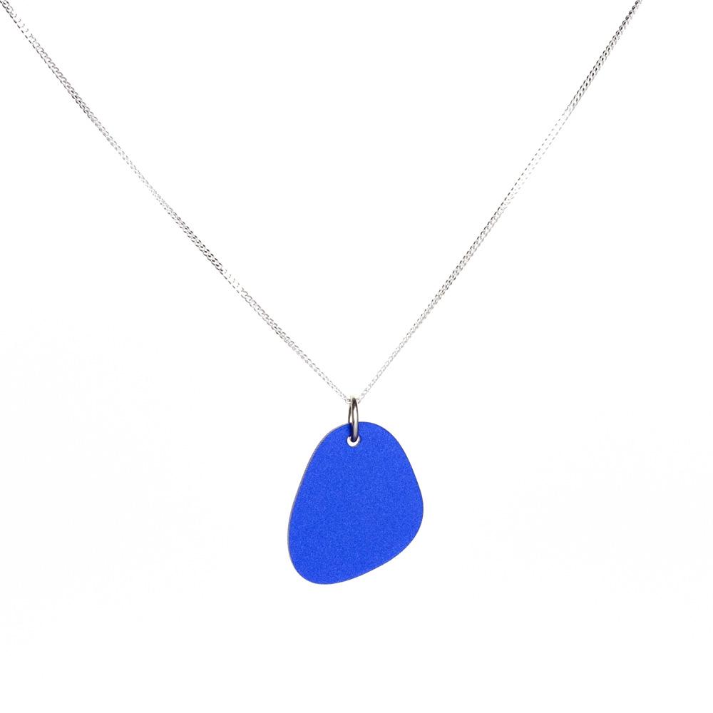 Toolally_Pebble_Pendant_Royal_Blue