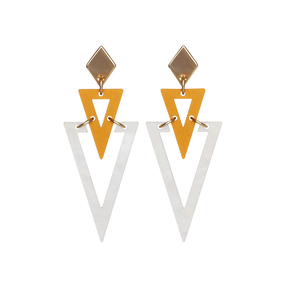 Toolally Arrows Gold Mother Of Pearl