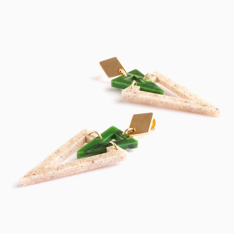 Toolally Arrows Jade Sandstone