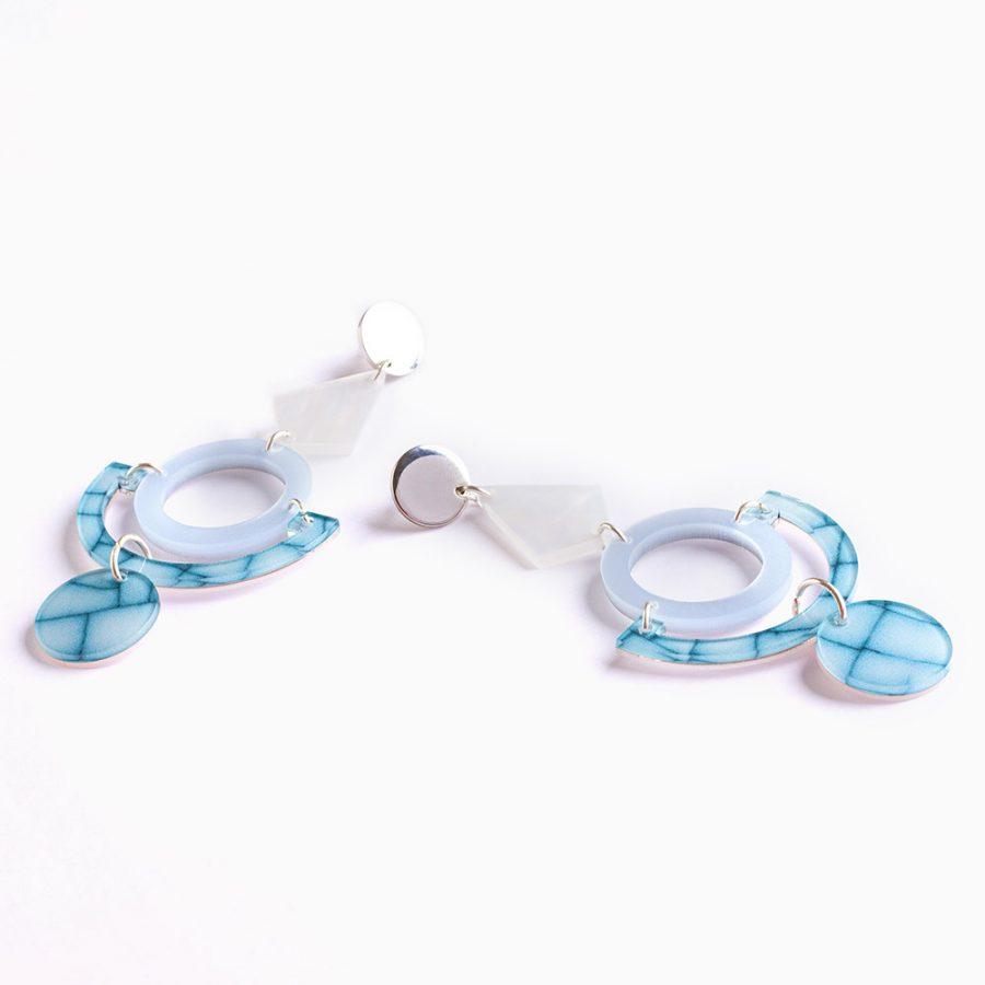 Toolally Boatmen 2.0 Baby Blue & Porcelain