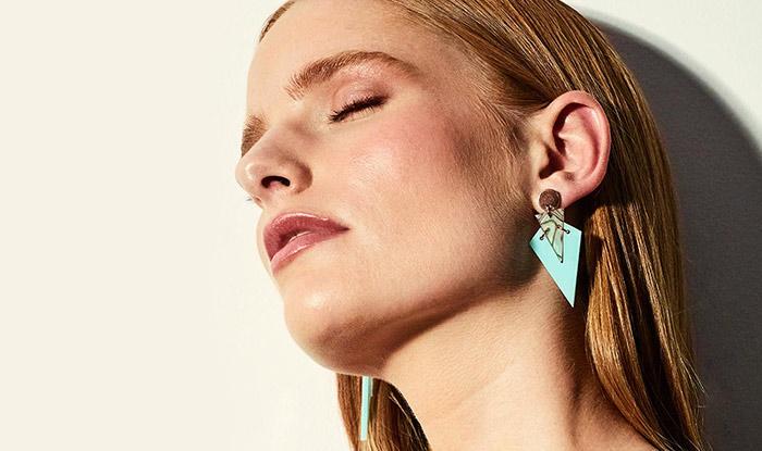 Toolally homepage art deco earrings